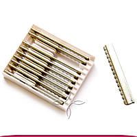 Сменные лезвия для горячей бритвы