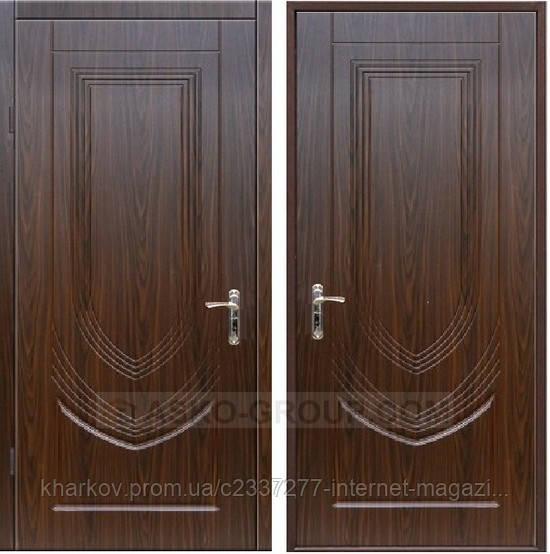 двери металлические общие купить
