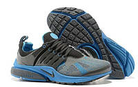 Кроссовки мужские Nike Air Presto серо-голубого цвета