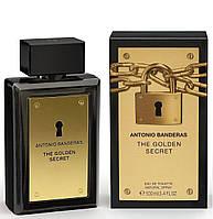 The Golden Secret Antonio Banderas eau de toilette 100 ml