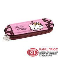 Kite Пенал металлический Hello Kitty 1 отделение.  Арт. HK13-631