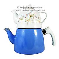 Чайник для заваривания турецкого чая Sima Porselen 340-4