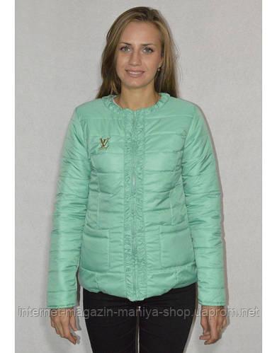 Куртка  женская  модель: 827 в 5 расцветках