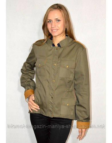 Куртка  женская  модель: 942 S.M.L