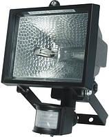 Прожектор с галогенными лампами 120 вт с датчиком движения Vorel