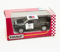 Машинка Kinsmart 2013 ford f-150 SVT Raptor SuperCrev (police)