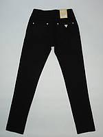 Однотонные штаны в школу для девочки на 9 лет