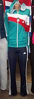 Женский спортивный костюм  ластик