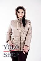 Женская куртка (ромб) №27