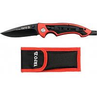 Yato нож многофункциональный складной с бита ми 76031