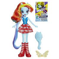 Кукла Hasbro My Little Pony Equestria Girls (Девушки Эквестрии) Rainbow Dash Радуга