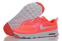 Женские кроссовки Nike Air Max Thea яркого кораллового цвета