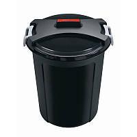 Ведро-контейнер для мусора с крышкой 46 л, Heidrun 1463