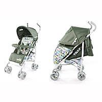 Прогулочная коляска-трость Baby TILLY Rider BT-SB-0002 Темно-зеленый