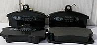 Колодка тормозная ВАЗ 2110 передняя (комплект 4шт.) (пр-во АвтоВАЗ)