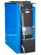 Твердотопливный котел ТЕРМИТ-ТТ 18 СТАНДАРТ (с теплоизоляцией, 18 кВт, верхняя загрузка, длительное горение) + регулятор тяги