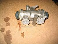 Клапан защитный двойной (производитель г.Рославль) 100.3515110