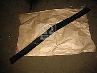 Лист рессоры №1-3 заднего КРАЗ 255Б 1550мм (производитель Чусовая) РШ13.256Б-2912102