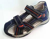 Босоножки сандалии кожаные для мальчиков ортопед  Том.М. 26 28 29