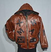 Деми куртка на мальчика. 98-110