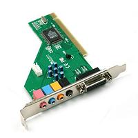 Звуковая карта PCI внутренняя *1618
