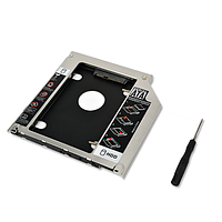 Карман для SSD-HDD диска (вместо CD-DVD)  *1643