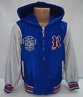 Куртка ветровка для мальчика р. 5-6 лет