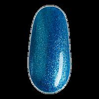 ГЕЛЬ ЛАК BMG 120, 10 мл (синий с крупным шиммером)