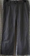 Брюки женские унисекс качественные хлопок бренд Esprit р.52 5777