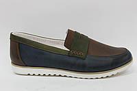 Кожаные модные туфли Max Mayar