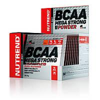 Аминокислоты BCAA Nutrend BCAA mega strong powder 20x10g