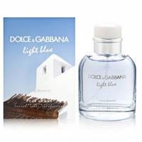 Dolce & Gabbana Light Blue Living in Stromboli Туалетная вода 100 мл