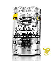 MuscleTech Platinum Multi Vitamin, 90 капсул