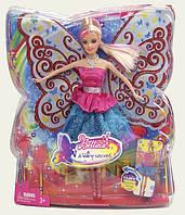Кукла типа Барби Фея со съёмными крылышками 66318