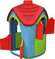 Детский игровой доми PalPlay Triangle Villa