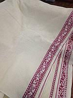 Простынь Махровая полуторная 100% хлопок ТМ Речицкий текстиль