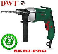 Дрель DWT BM-710, 710 Вт полупрофесионал, гарантия 2 года.