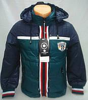 Куртка демисезонная для мальчика р. 152