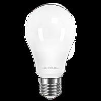 Светодиодная лампа GLOBAL 10Вт A60 E27