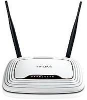 Роутер TP-Link WR841N WiFi 4 порта, 2 антенны, 300Мб/с!