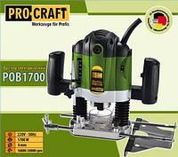 Фрезер Procraft POB 1700 с набором фрез