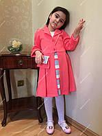 Платье с кардиганом 1,размеры 104 - 122 см