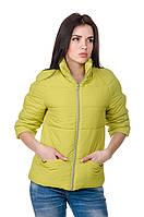 Модная женская куртка весна-осень Casual (яблоко)