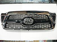 Хромовая решетка радиатора Toyora Tacoma 2005-11 новая оригинальная