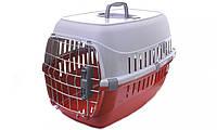 Moderna (Модерна) Roadrunner Роуд-Раннер 2 переноска для собак и котов с металлической дверью и замком IATA