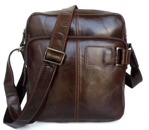 Вместительная мужская сумка через плечо TIDING 6012