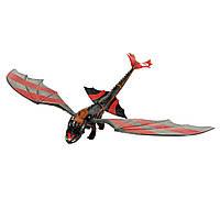 Дракон Беззубик в боевой раскраске с механической функцией  Spin Master Dragons
