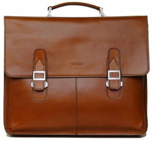 Мужской оригинальный портфель из натуральной кожи VATTO MK24Каz1