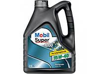 Масло моторное Mobil 1000 15W-40 4л