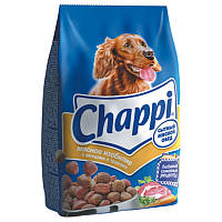 Chappi (Чаппи) с тремя видами мяса и овощами сухой корм для собак, 13,5 кг
